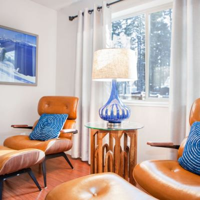 South Lake Tahoe Vacation Rental by Talie Jane Interiors