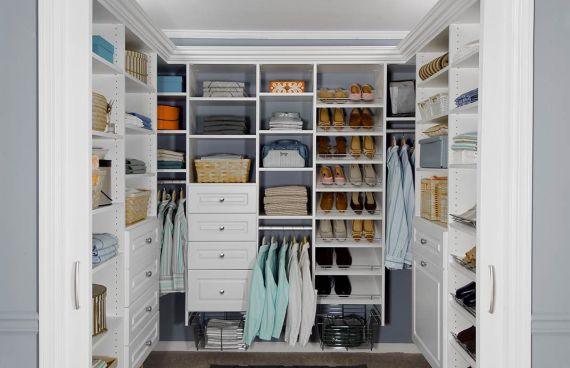 Closets by Talie Jane
