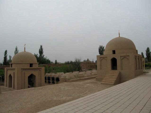 Memorial Tombs