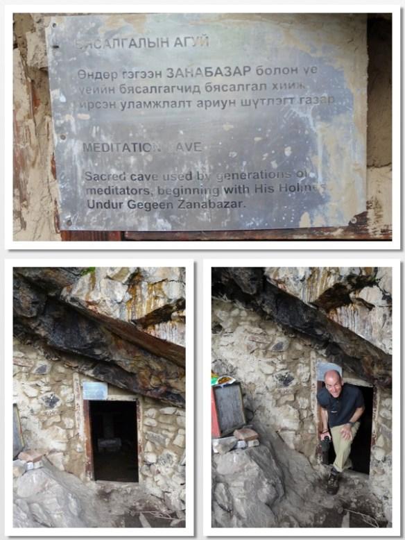 meditation cave mongolia
