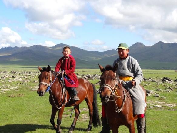 mongolian kids1