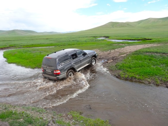 roadless Mongolia