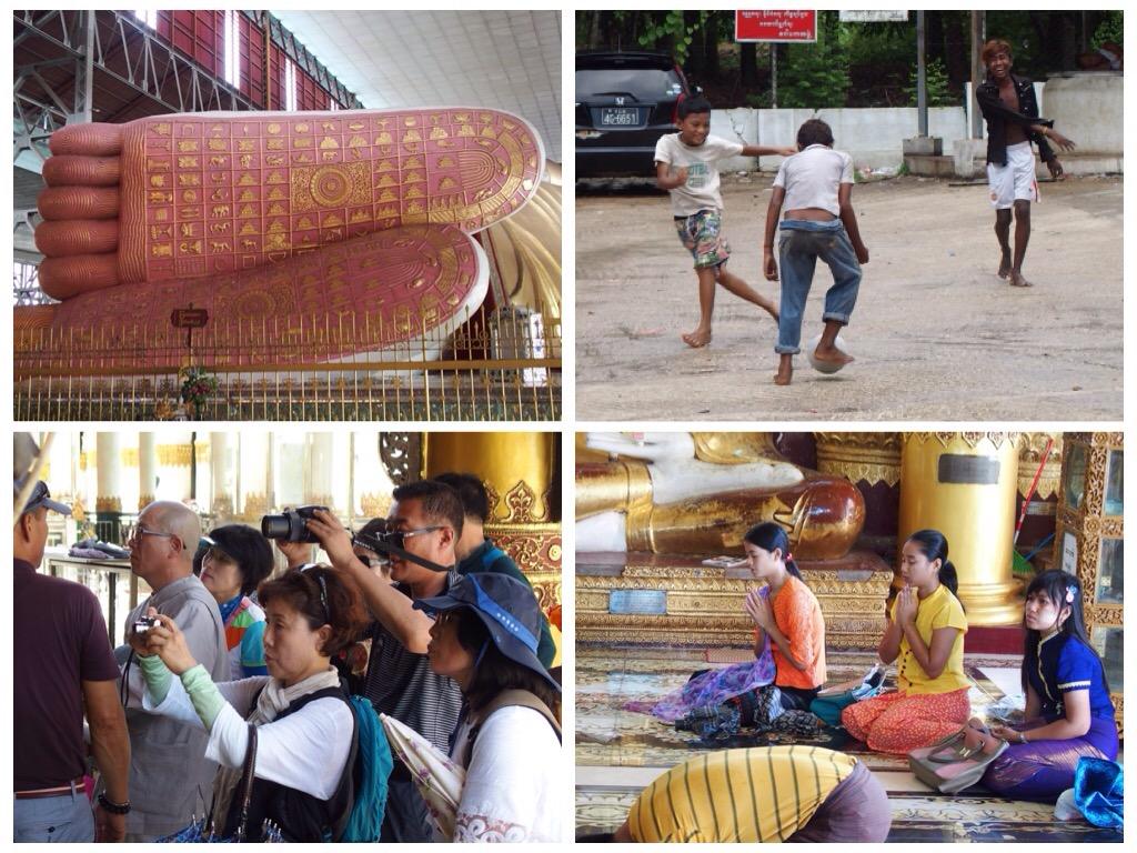 Yangon, Myanmar | Tali Landsman