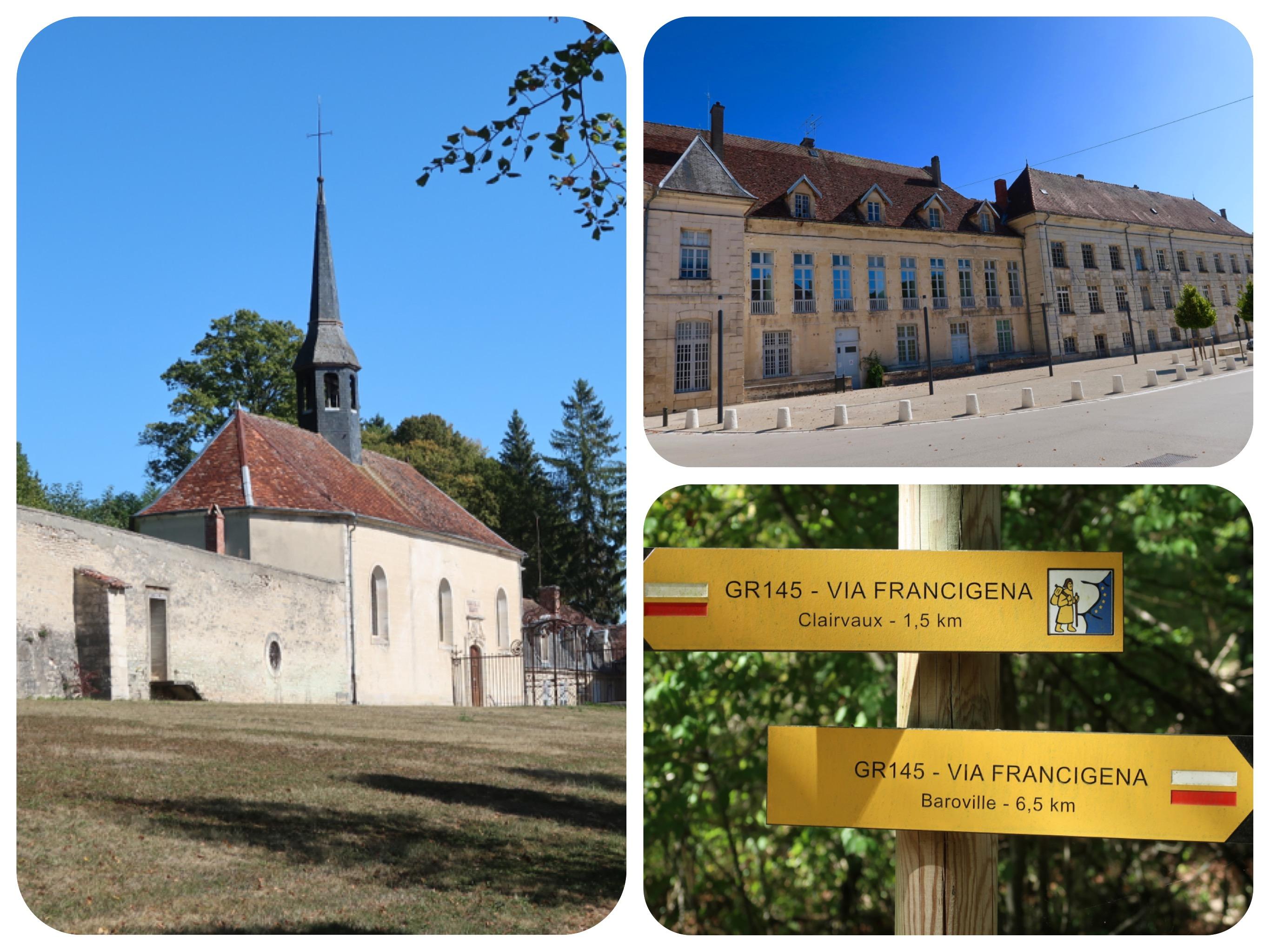 La Maison Du Bois Clairvaux day 28 – walking the via francigena – bar-sur-aube to ogres