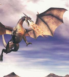 Leyenda del dragón Beowulf
