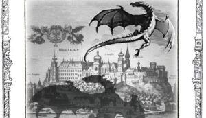 Wawel poland dragon