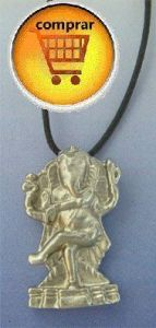 Ganesha elephant amulet hinduism