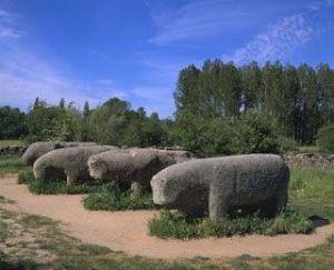 toros de piedra prerromanos