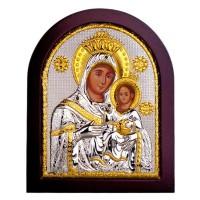 Вифлеемская икона Божьей Матери 9х7 см