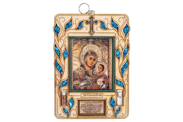Благословение для дома с иконой Вифлеемской Божьей Матери