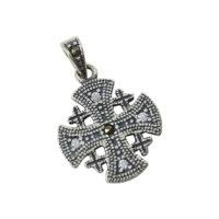 Серебряный Крест Иерусалимский
