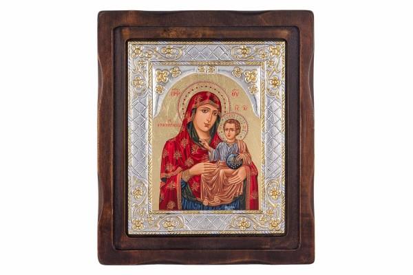 Икона Чудотворной Божией Матери Иерусалимской