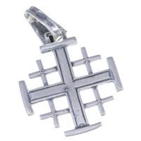 Серебряный Иерусалимский Крест Паломника