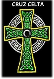símbolo de la cruz celta