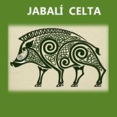 jabalí símbolo celta