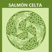 salmón tótem celta