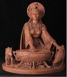 Ceridwen diosa celta