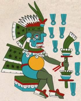 tlaloc dios azteca