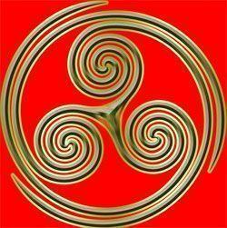 triskelium celta