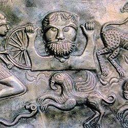 Dagda dios celta