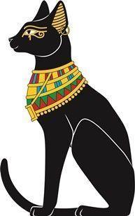 diosa gata Bastet de Egipto
