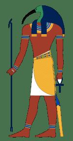 Thot dios de Egipto