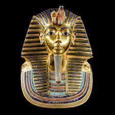 tutankamon faraón máscara