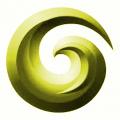 espiral Koru maorí símbolo