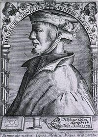 Enrique Cornelio Agrippa