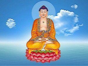 el Buda Amitabha