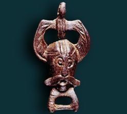 máscara Odín dios vikingo