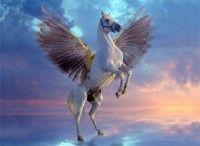Pegaso, el mítico caballo alado de la mitología griega