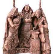 triple diosa celta