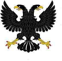 águila bicéfala eslava
