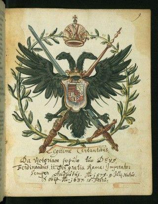 águila dos cabezas en escudo de la casa de Hannover