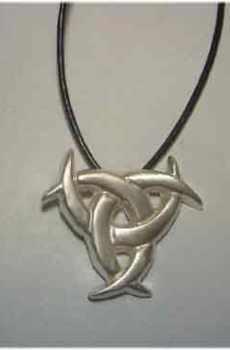 colgante triple diosa celta