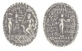 talismán de Catalina de Medicis hecho por Nostradamus