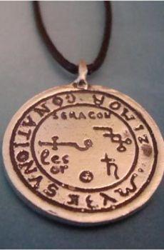talismán zodiacal Paracelso Leo