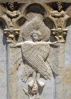 ángel serafín