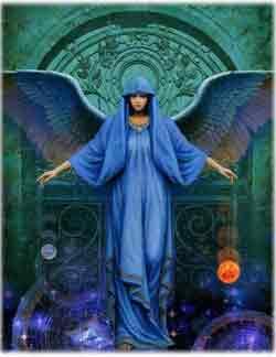 Haniel arcangel principados