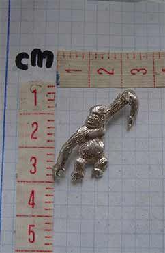colgante gorila cms