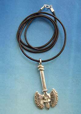 labrys doble hacha simbolo de la diosa