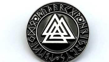 Valknut la simbología y significado del amuleto