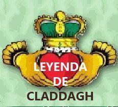 Leyendas celtas del símbolo de Claddagh,
