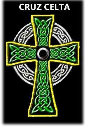 símbolos celtas la cruz celta