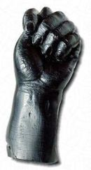 figa o higa negra protector amuleto