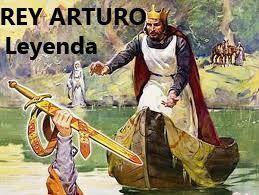 El rey Arturo leyenda