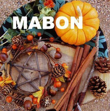 Fiestas celtas de Mabon