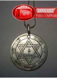 talismán marte 2º pantáculo sello de Salomón