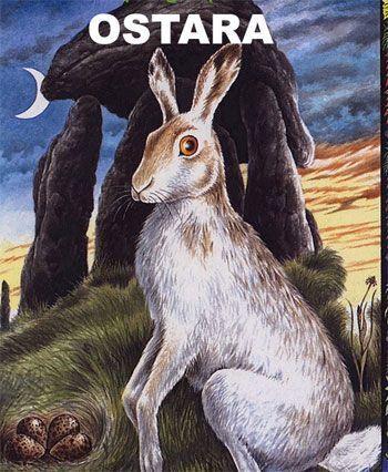 ostara, fiesta celta de la primavera